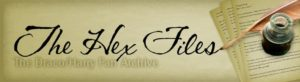 Archive header - the Hex Files