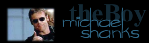 The Boy Michael Shanks Archive Header